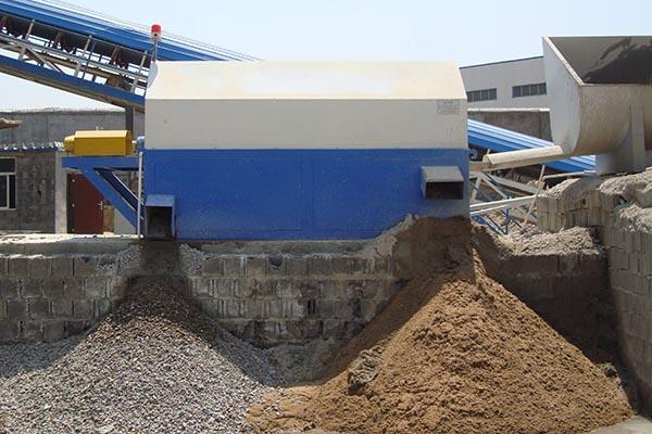 混凝土砂石分离机要怎么维护呢?