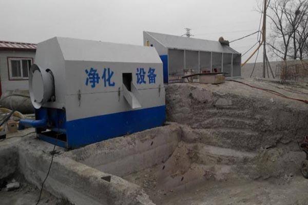 砂石分离机厂家介绍使用事项和保养介绍