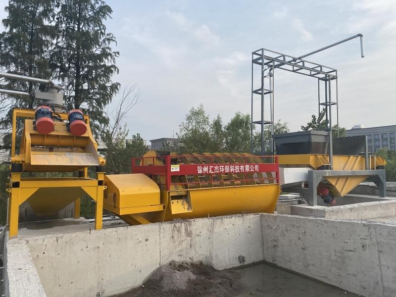 湖北武汉污水零排放现场安装完毕